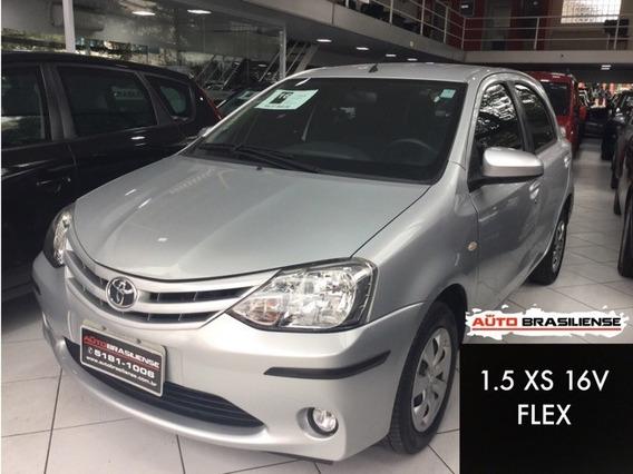 Toyota Etios 1.5 Xs 16v Flex Manual