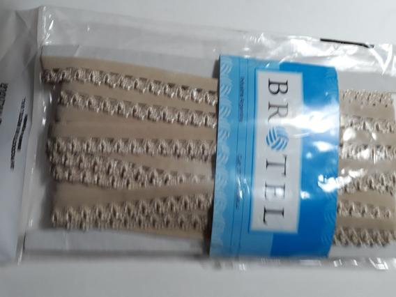 Elastizar Elástico Blanco 0.5 mm 20 Mtrs