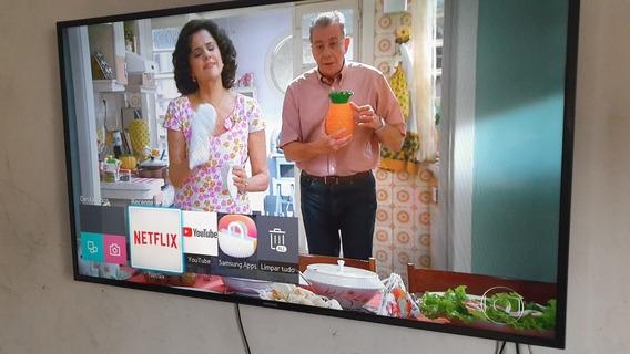 Tv Samsung Smart Tv Led 3d 65 Polegadas Semi Nova