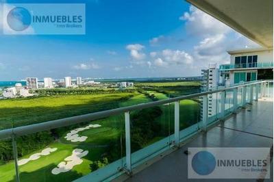 Departamento En Venta En Cancun Towers Puerto Cancun