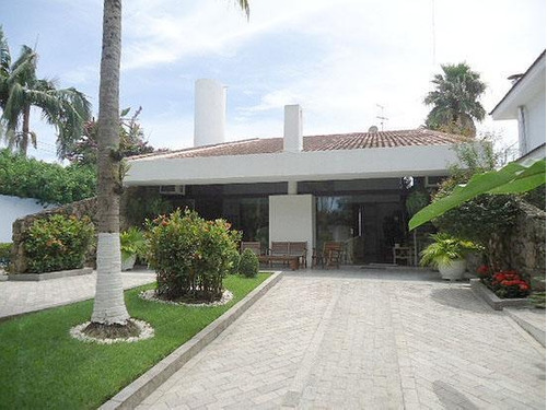 Imagem 1 de 16 de Casa À Venda - Praia De Pernambuco - Guarujá - Ca1079