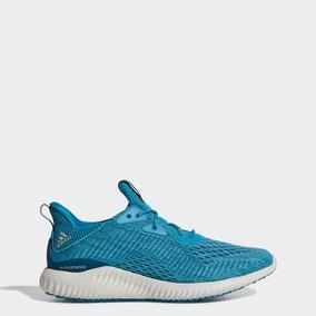 Tenis adidas Running Alpha Bounce Em Azul Hombre No. By3846