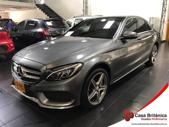 Mercedes Benz C250 Cgi 2.0 Kit Amg Automatico 4x2 Gasolina