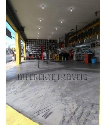 Imagem 1 de 8 de Galpão Com Pé Direito Alto - 248m²  Em Guaianasenses !!