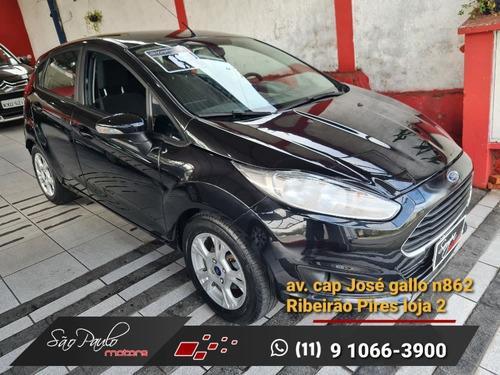 Imagem 1 de 8 de Ford Fiesta 1.6 16v Flex Aut. 5p Flex 2014