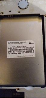 LG K4 2017 Sucata