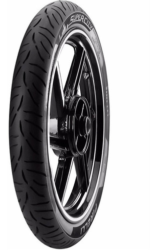 Cubierta Pirelli Super City 2.50 17 P/wave Riderpro®
