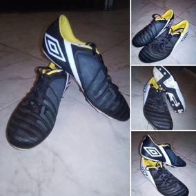 Zapatos Futbol Tacos Umbro (15 Verdes) Talla 36.5