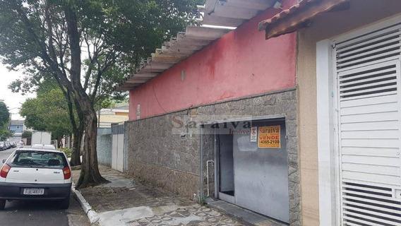 Terreno À Venda, 312 M² Por R$ 650.000,00 - Rudge Ramos - São Bernardo Do Campo/sp - Te0264