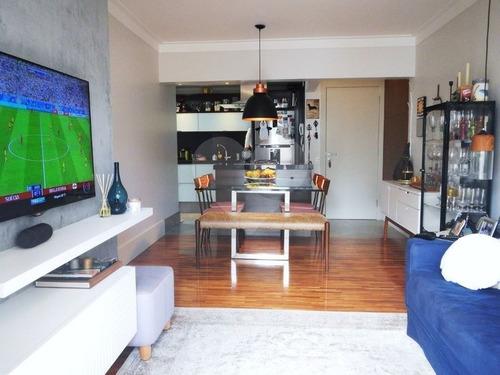 Apartamento Moderno Reformado No Itai Bibi Com 74 M²  - 2 Dormitórios 1 Suíte - 1 Vaga - 345-im332698