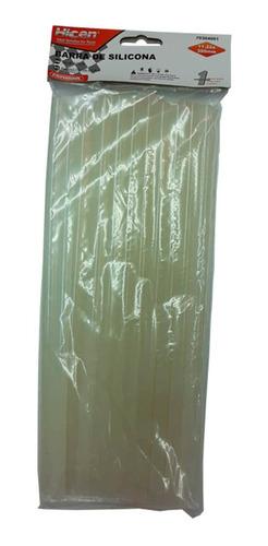 Silicona Barra Gruesa Hicen 11.22 X 300mm G P