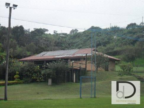 Chácara Residencial À Venda, Bairro Do Bosque, Vinhedo. - Ch0016