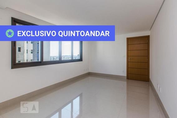 Apartamento No 3º Andar Com 4 Dormitórios E 3 Garagens - Id: 892977485 - 277485