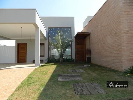 Casa Residencial À Venda, Condomínio Palmeiras Imperiais, Salto-sp - Ca1026. - Ca1026