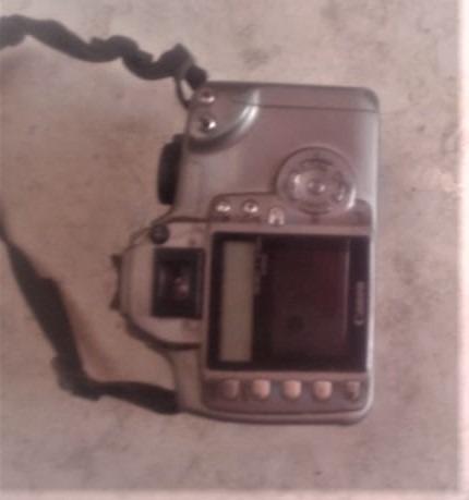 Camara Digital Canon Serie Eos Para Repararla