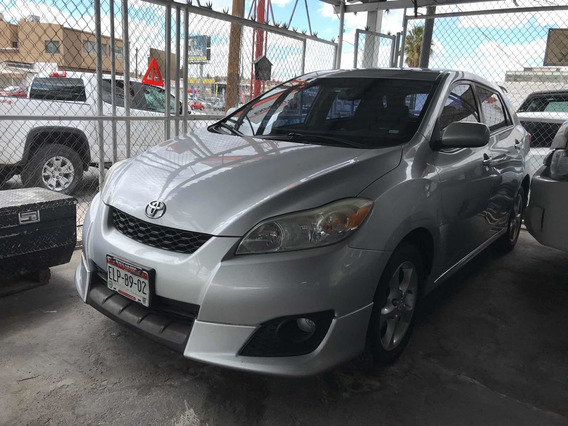 Toyota Matrix 2.4 Xr Qc F Niebla Aleron Tras At 2009