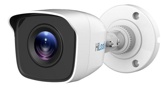 Camera Hd Bullet 1mp 720p 2.8mm Ir 20m Ip66 Plastica- Hilook