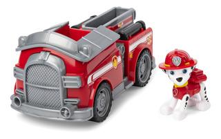Set De Vehículo De Juguete Y Figura De Acción Paw Patrol