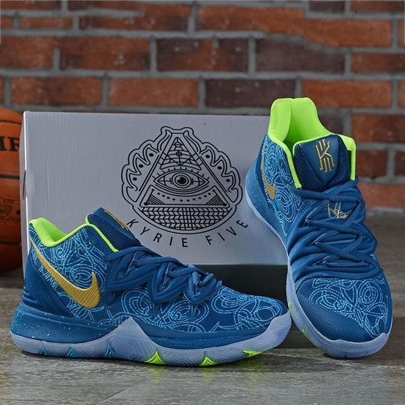 Tenis Nike Kyrie 5 Original Frete Gratis Varias Cores