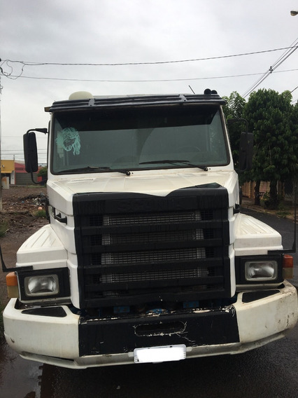 Scania T112 330 1989/1989 Carreta Basculante 2012 C/pneus