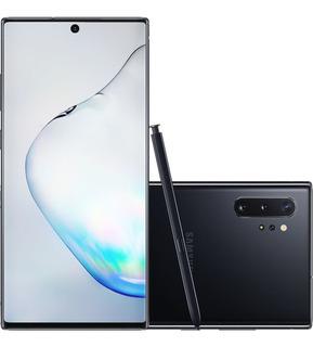 Samsung Galaxy Note 10+, 256gb, 12gbram, Preto, *nf, Lacrado