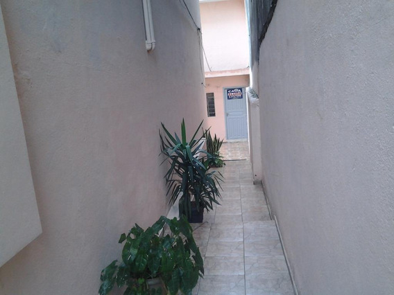 Casa Em Vila São Francisco (zona Leste), São Paulo/sp De 40m² 1 Quartos Para Locação R$ 800,00/mes - Ca232501