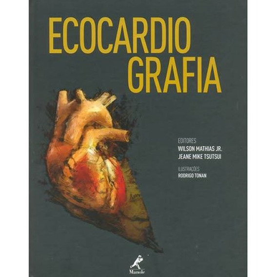 Livro Ecocardiografia