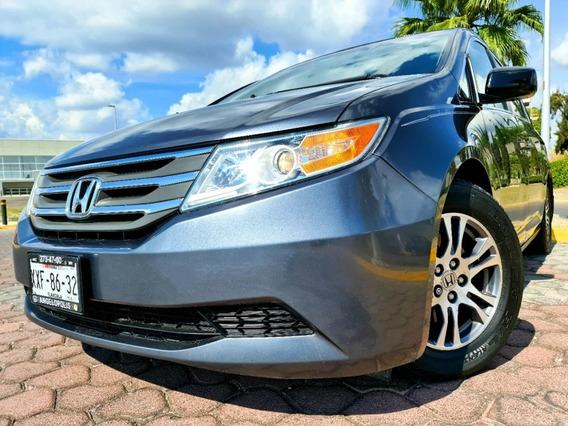 Honda Odyssey 2011 3.5 Exl Minivan Cd Qc At