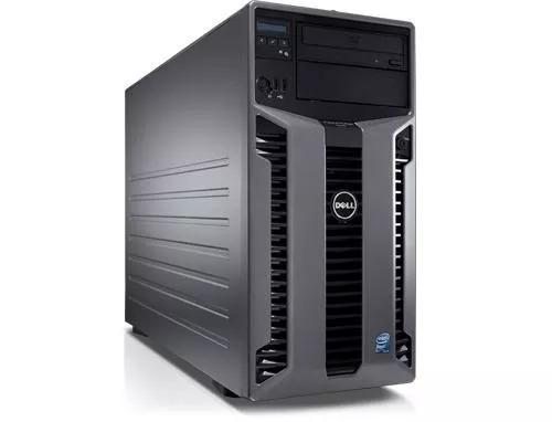 Servidor Dell Poweredge T610 Quad Core Xeon 32gb Sata Power