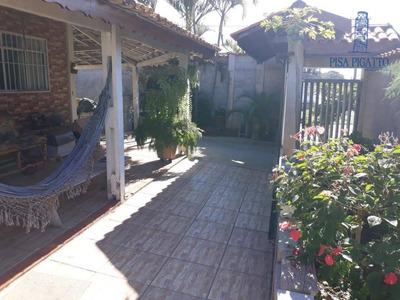 Casa Com 3 Dormitórios À Venda, 160 M² Por R$ 480.000 - Parque Bom Retiro - Paulínia/sp - Ca2099