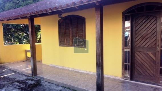 Ótima Casa Em Terreno De 600 M² - Ar00525