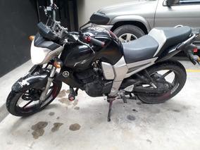 Yamaha Fz Negra 2012