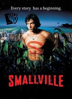 Smallville - 10 Temporadas Completas (blu-ray)