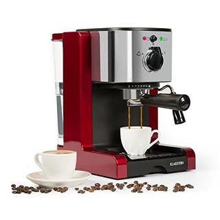 Klarstein Passionata Cafetera Capuchinera Cafe Express Latte