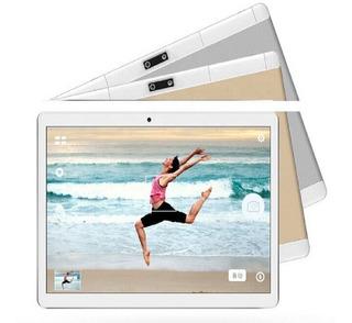 Tablet 10 Pulgadas Chip Celular 2gb Ram 32 Gb Gold Silver