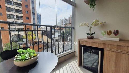 Imagem 1 de 26 de Apartamento À Venda, 56 M² Por R$ 608.000,00 - Perdizes - São Paulo/sp - Ap3113