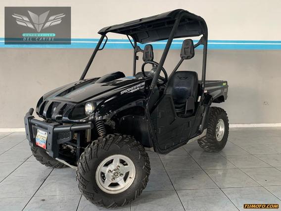 Yamaha Atv Rhino 700cc