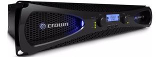 Potencia Crown Xls 2502 Amplificador Digital 2400watts 2ohms
