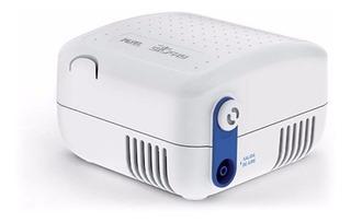 Nebulizador A Piston Pixel Silfab N30 Compacto Con Pipeta