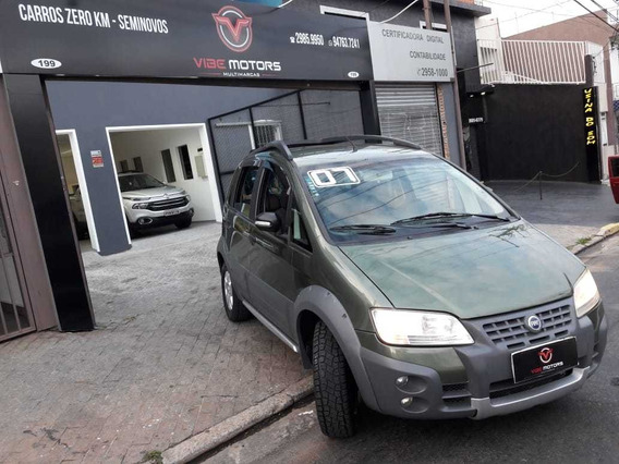 Fiat Idea Adventure 1.8 Flex 2007 Completa!!!