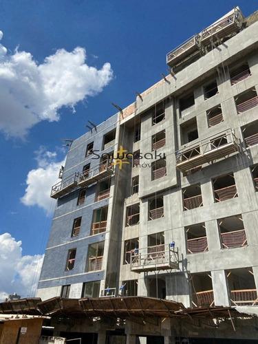 Apartamento A Venda No Bairro Novo Mundo Em Curitiba - Pr.  - Ap-1500-1