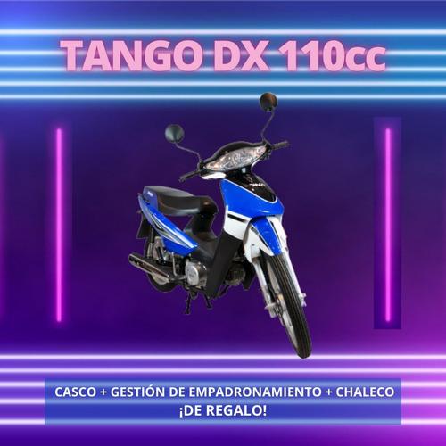 Tango Dx 110 - Casco + Gest. Empadrona. + Chaleco ¡gratis!