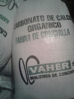 Conchilla Molida/uso Animal X 50kg Caba