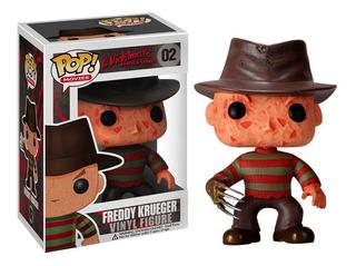 Freddy Krueger - Funko Pop Halloween Original - Caja Dañada