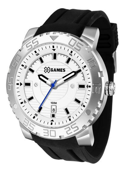 Relógio X-games Masculino Xmsp1010 B2px Aço Analogico Oferta