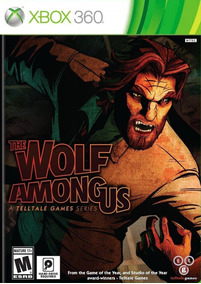 Jogo The Wolf Amongus Xbox 360 M. Física Mostruário