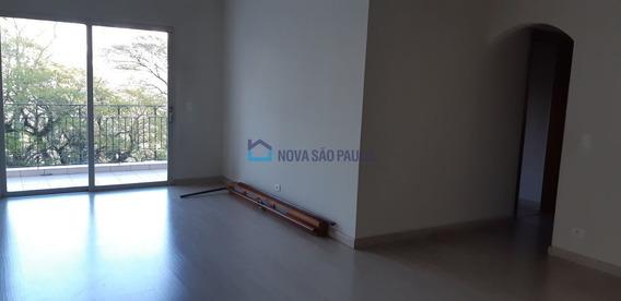 Amplo Apartamento Andar Baixo 1 Vaga - Bi25289