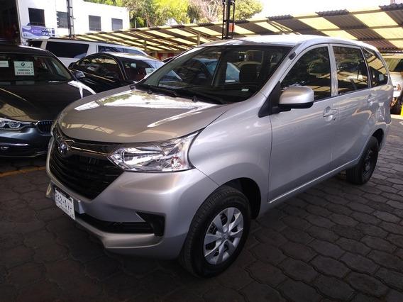 Toyota Avanza 2018 1.5 Le At