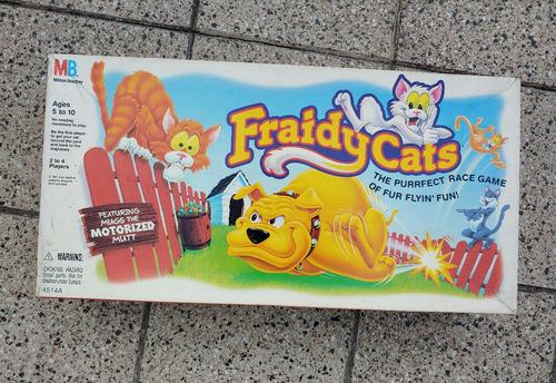 Imagen 1 de 6 de Fraidy Cats Juego De Mesa