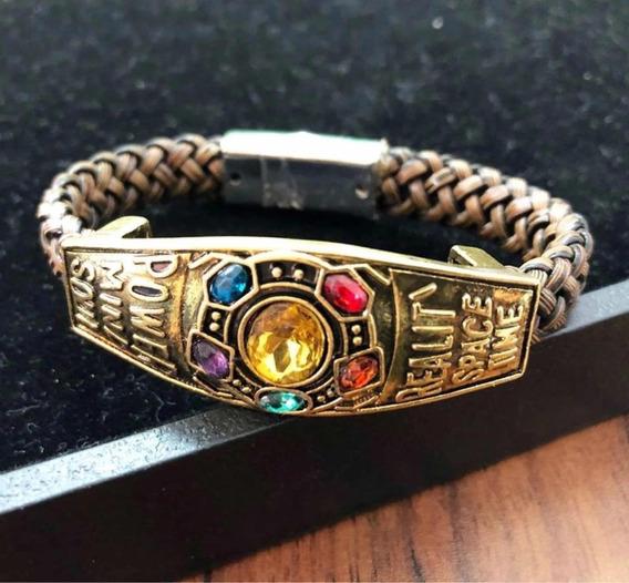 Thanos Pulsera Brazalete Gemas Infinito Avengers